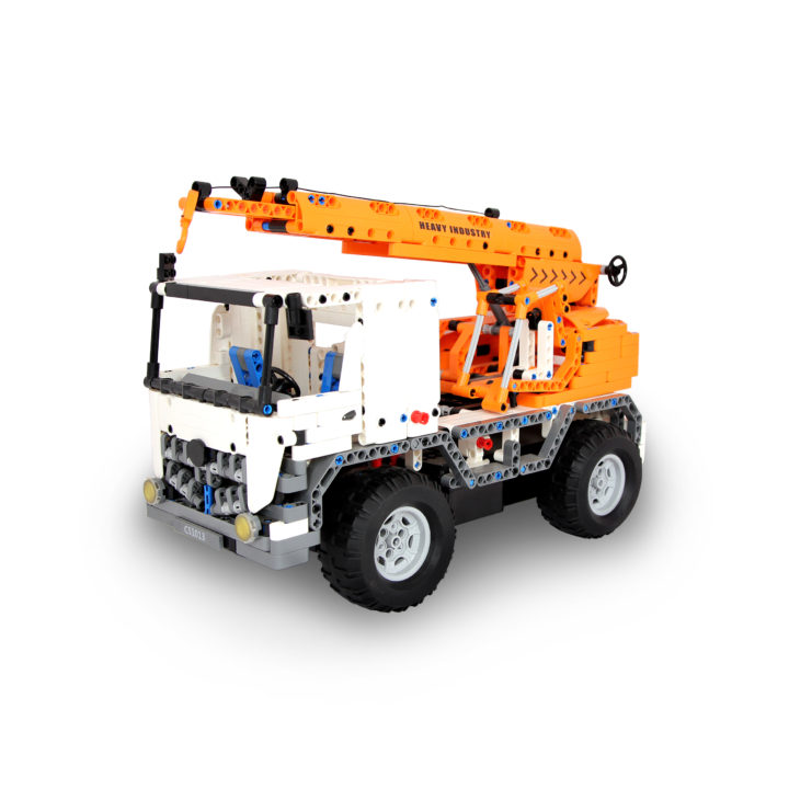 "Evoplay ""Mobile Crane"""
