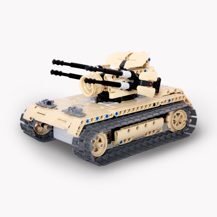 "Evoplay ""Anti Aircraft Tank"""